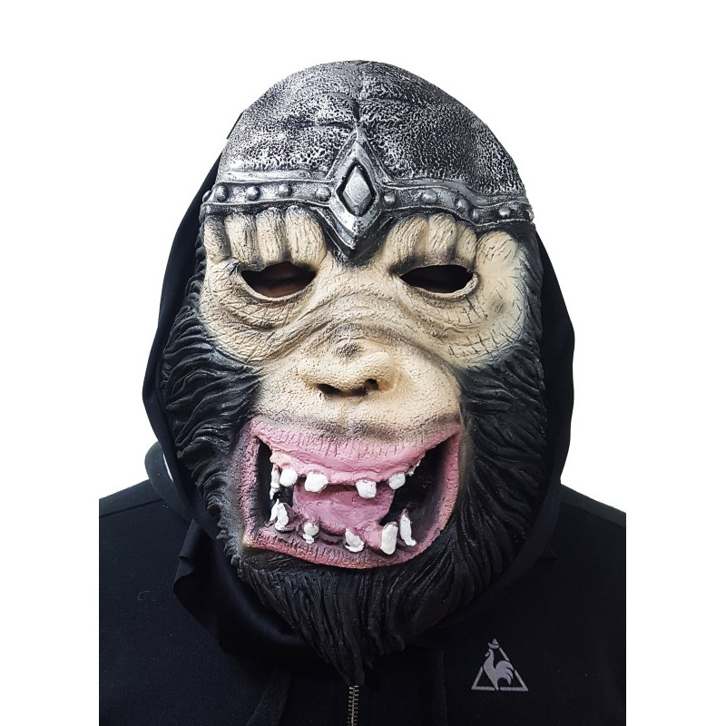 SET 2 MASCHERA MASCHERE VISO SCREAM ASSASINO KILLER HALLOWEEN COSPLAY COSTUME CARNEVALE