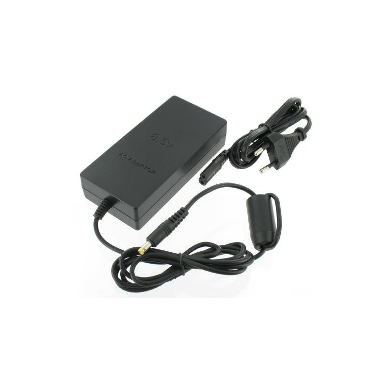 ALIMENTATORE CARICATORE CARICA BATTERIE COMPATIBILE CON PLAYSTATION 2 PS2 Serie 7000 Slim